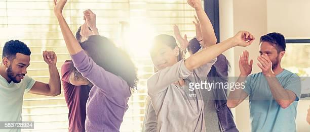 Jeunes Danser