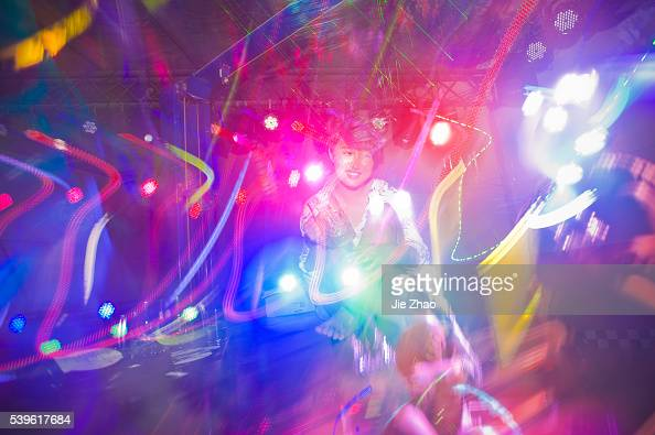 Copyright In Electronic Dance Music: Sexy Black Girls Dancing Stock Photos And Pictures