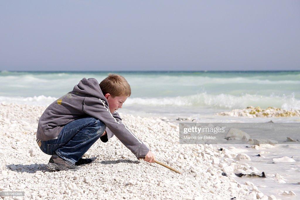 Young philosopher : Stock Photo