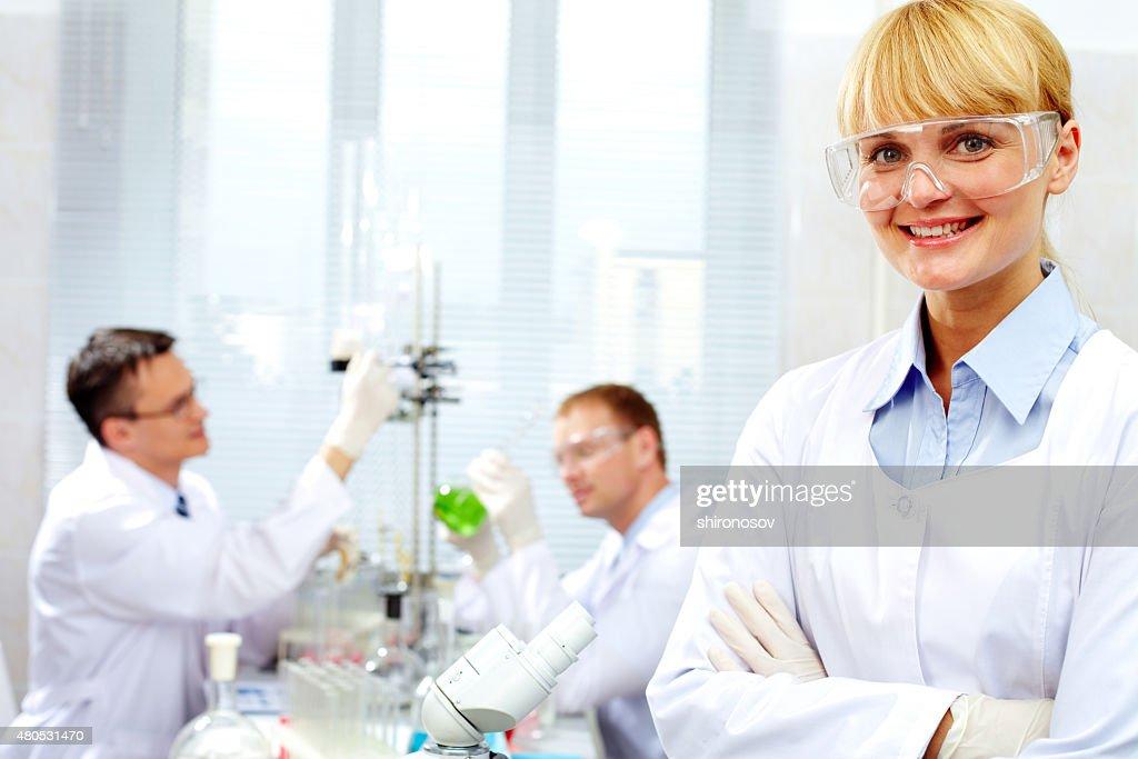 Giovane medico : Foto stock