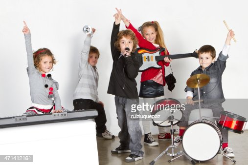 Young rock's band