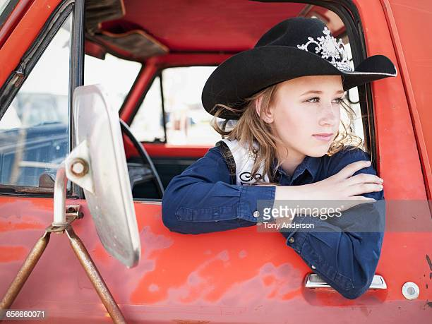 Rodeo Kids Stock Photos And Pictures Getty Images