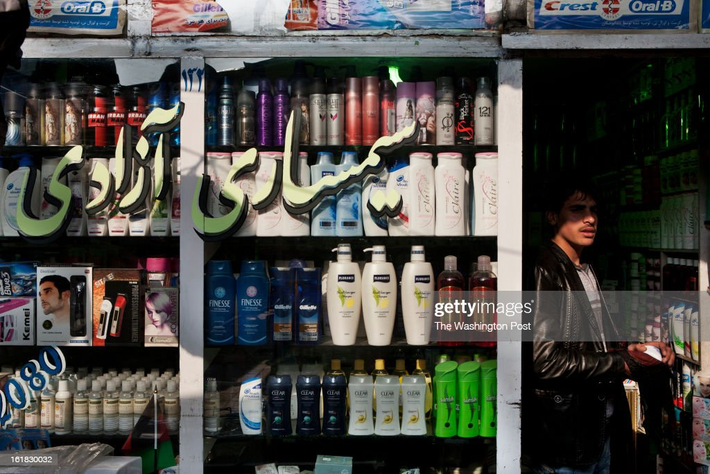 A young seller arrange his products on the shelves of his shop in Bush Market. If a case of soap is pilfered from a U.S. military base here or pinched from a NATO shipping container, it will probably, sooner or later, end up for sale in the Bush Market, a sort of thieves' outlet mall in central Kabul. Named after the former U.S. president who launched the war in Afghanistan, the bazaar has flourished for more than eight years, thanks to the long presence of foreign troops that provided war booty aplenty. But in the Obama era, with its steady withdrawal of U.S. forces, the good times are ending.