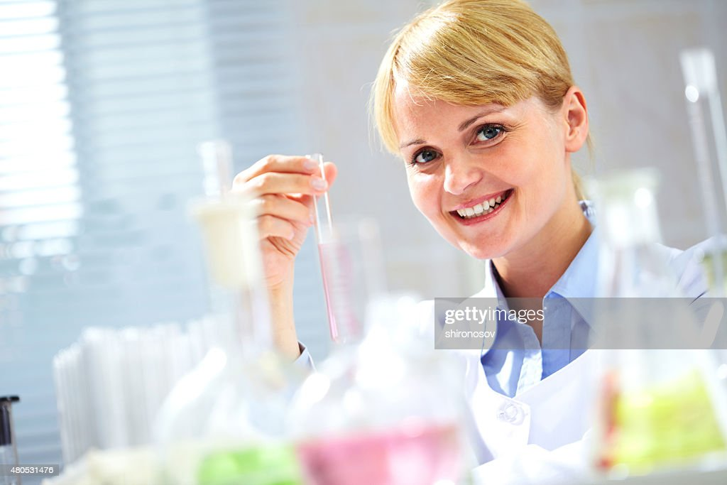 Young specialist : Stock Photo