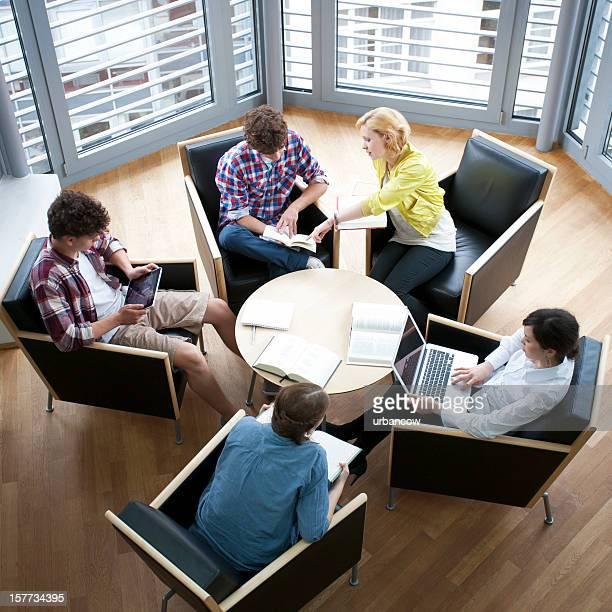 若い研究グループ