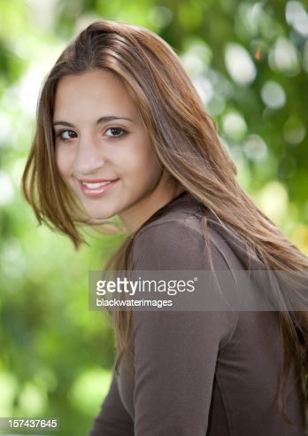 Young Teen Girl Stock Photo Getty Images