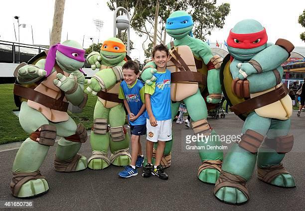Tmnt Teenage Mutant Ninja Turtles Stock Photos and Pictures