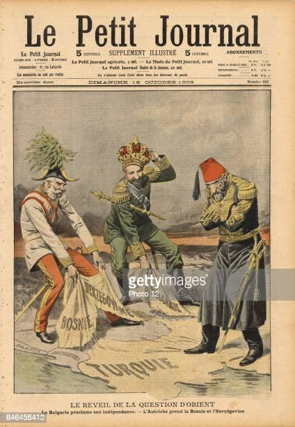 Young Turk Revolution 1908 In the upheaval in the Ottoman Empire caused by the Young Turk Revolution in October Austria seized BozniaHerzogovina and...