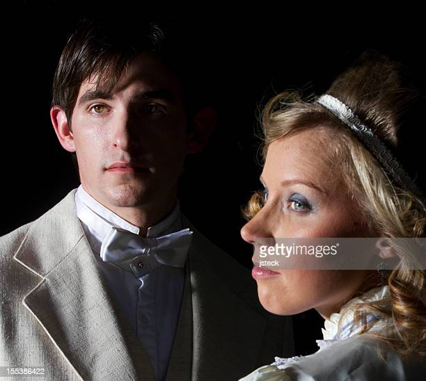 Young Victorian Couple