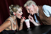 sweet young gold digger / and enraptured old fellow / share strawberry shake  [url=http://www.istockphoto.com/file_search.php?action=file&lightboxID=4636522] [IMG]http://i130.photobucket.com/album