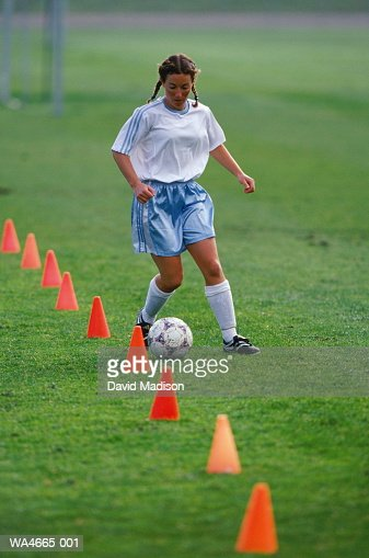 Sport Training Cone Stock Photos and Pictures | Getty Images