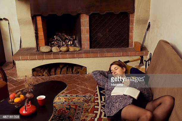 Sleeping In Pantyhose Stock Photos And Pictures Getty Images