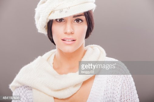 Jovem mulher : Foto de stock