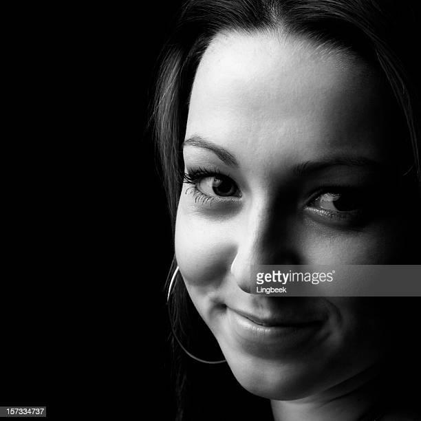 Mulher jovem Retrato