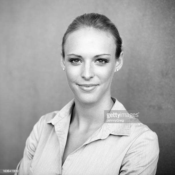 Junge Frau Porträt