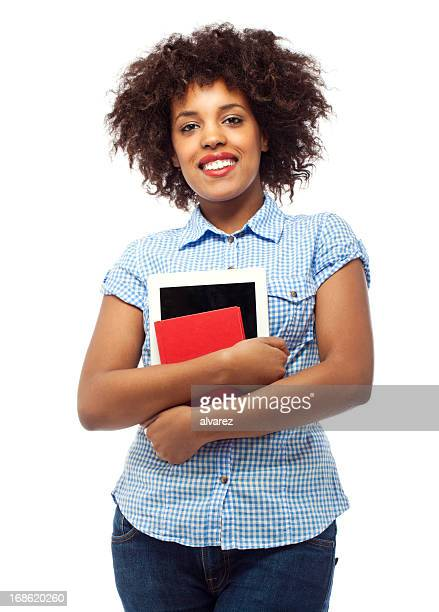 Junge Frau student