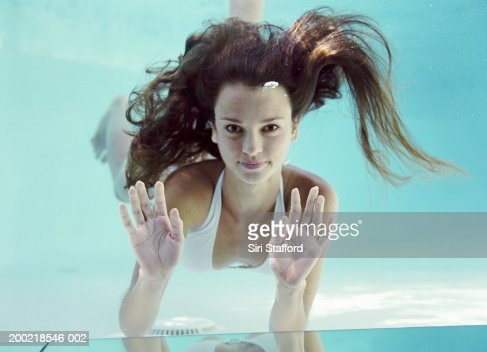 Mature underwater