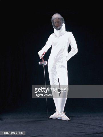 Fencing Sport Stock Photos and Pictures | Getty Images