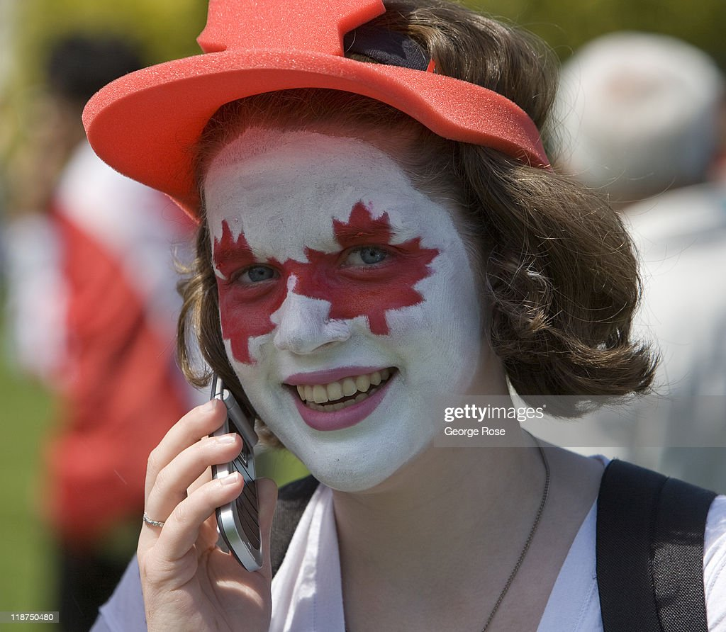 victoria celebrates canada day pictures getty images