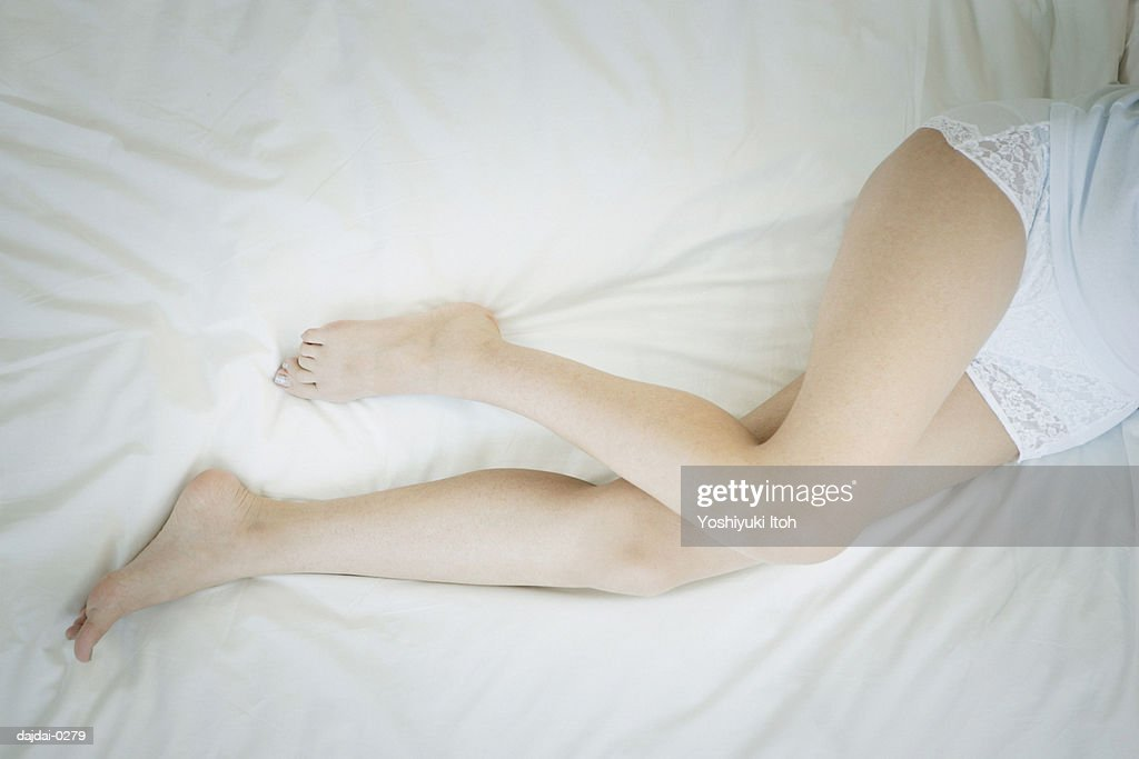 Young Woman's Feet