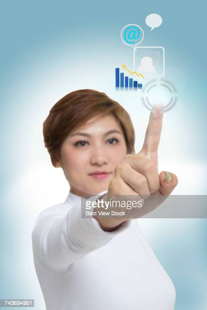 Young Women, life science and technology
