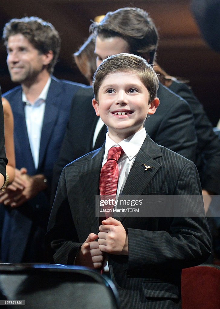 Young Wonder honoree Will Lourcey attends the CNN Heroes: An All Star Tribute at The Shrine Auditorium on December 2, 2012 in Los Angeles, California. 23046_005_JM_0108.JPG