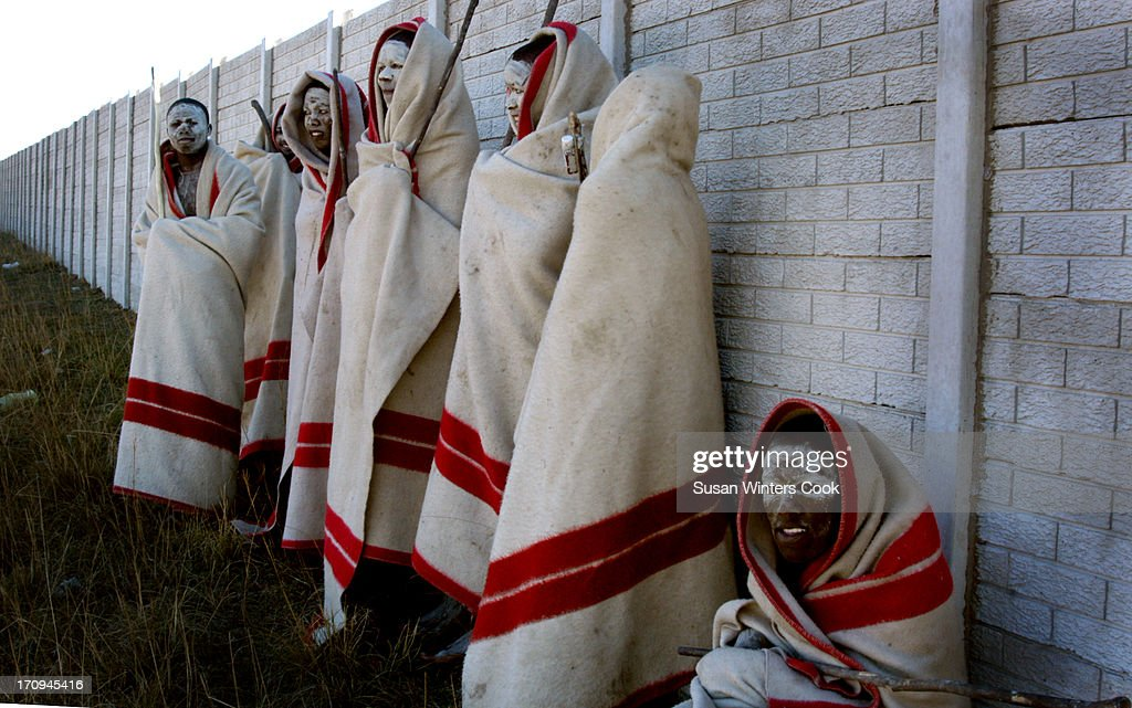 details of the process of initiation from childhood to manhood During this initiation season the boys who lost their manhood its presence is part of the normal healing process and has nothing to do with drinking too.