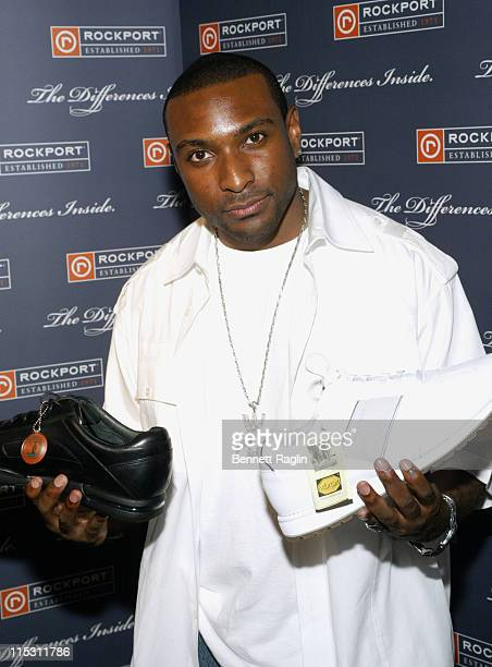 Younglord during 2006 MTV Video Music Awards Sapporo Maybach Present Common Famke Janssen's VMA Cookout 2006 at Sky Studios in New York City New York...