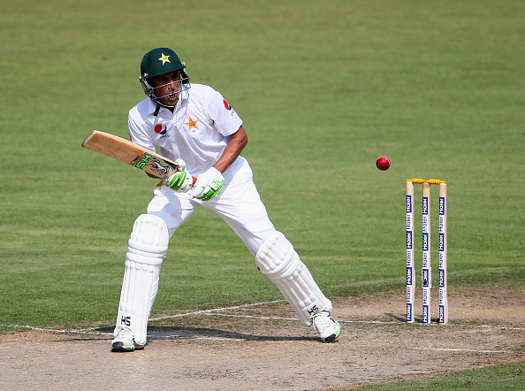 Pakistan v West Indies - 3rd Test: Day One : News Photo