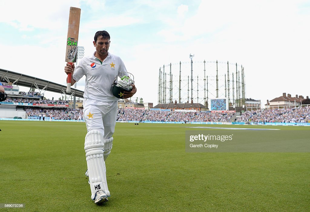 England v Pakistan: 4th Investec Test - Day Three : News Photo
