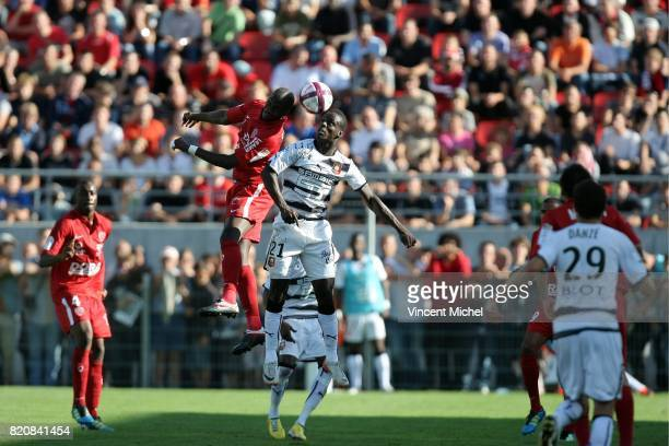 Younousse SANKHARE / Victor Hugo MONTANO Dijon / Rennes 1ere journee Ligue 1