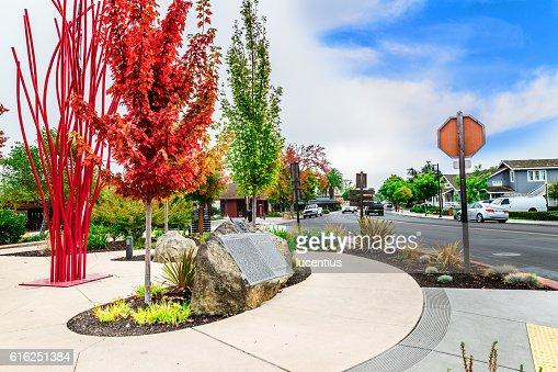 Yountville, California, USA : Foto de stock