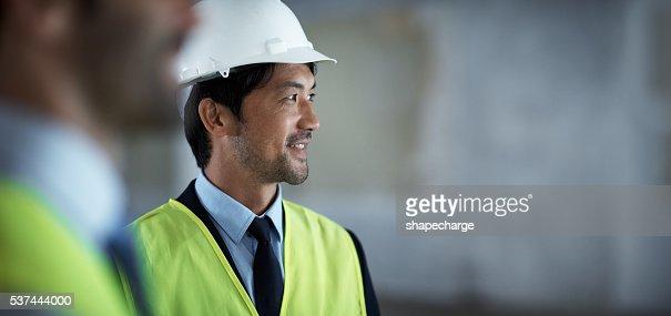 Your dream team constructing your dream building
