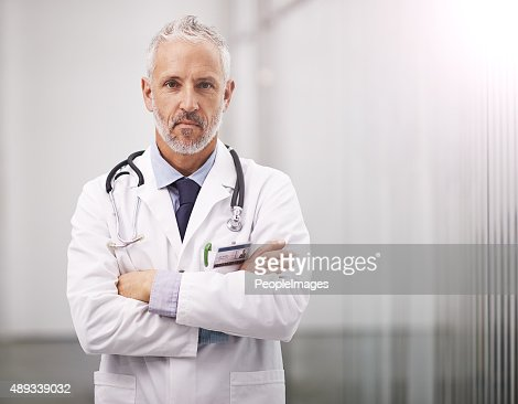 Your health is what I work for