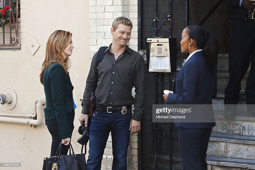 PROOF - 'Your Number's Up' - When a recent lottery winner is found brutally murdered, everyone becomes a suspect, on 'Body of Proof,' TUESDAY, DECEMBER 6 (10:00-11:00 p.m., ET) on the ABC Television Network. (Photo by Michael Desmond/ABC via Getty Images)DANA