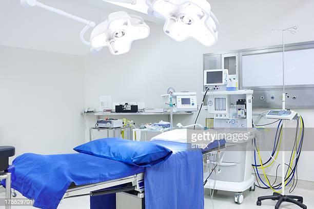 L'operazione avrà luogo qui