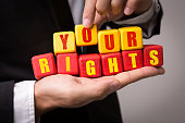 Your Rights sign