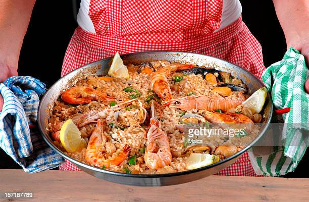 Your spanish paella