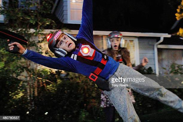 THE GOLDBERGS 'You're Not Invited' Adam is very excited for his laser tag birthday party since he plans to invite Dana for the first time But Barry...