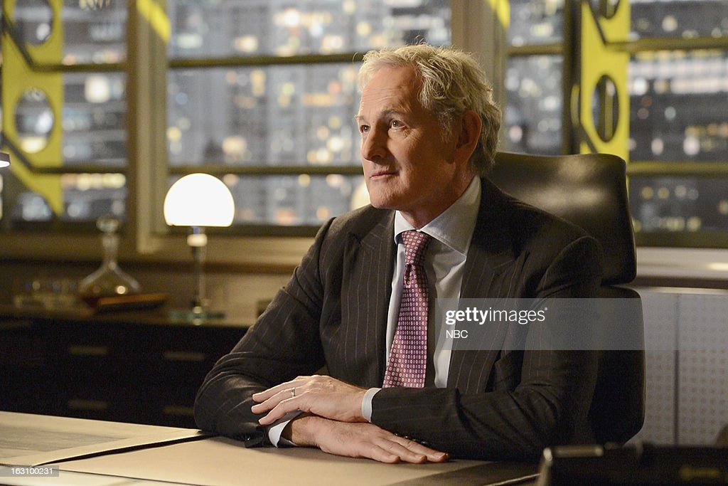 DECEPTION -- 'You're the Bad Guy' Episode 110 -- Pictured: <a gi-track='captionPersonalityLinkClicked' href=/galleries/search?phrase=Victor+Garber&family=editorial&specificpeople=208795 ng-click='$event.stopPropagation()'>Victor Garber</a> as Robert Bowers --