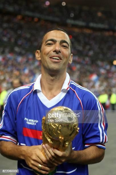 Youri DJORKAEFF France 98 / Selection Mondial 10 eme anniversaire du titre de champion du Monde 1998