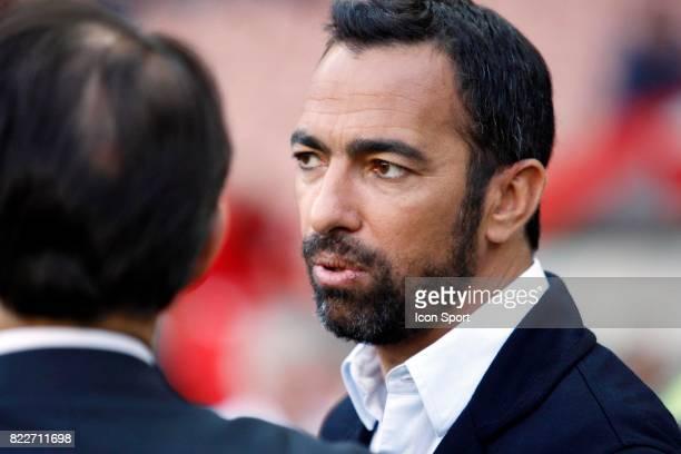 Youri Djorkaeff Paris Saint Germain / Rennes 34eme journee de Ligue 1 Parc des Princes Paris