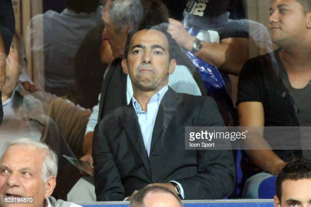 Youri DJORKAEFF Montpellier / PSG 8eme journee de Ligue 1