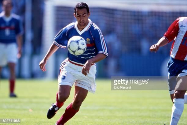 Youri Djorkaeff France / Paraguay 8eme de Finale Coupe du Monde 1998 Lens