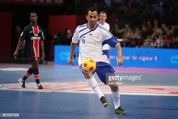 Youri DJORKAEFF France 98 / PSG Finale du Tournoi de Futsal RTL Paris Bercy