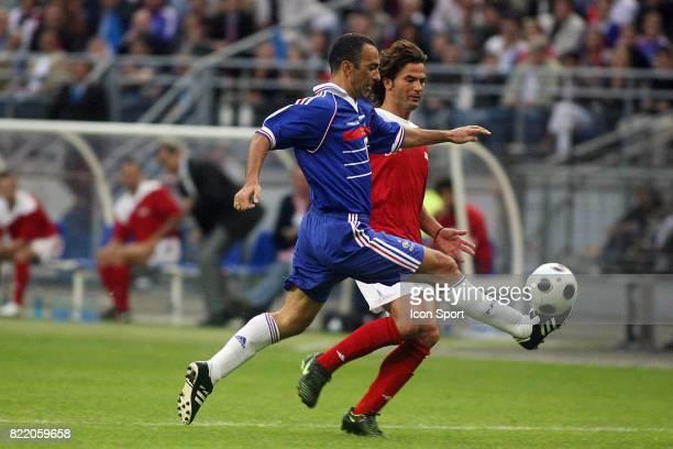 Youri DJORKAEFF / Fernando COUTO France 98 / Selection Mondiale Celebration des 10ans de la victoire en Coupe du Monde 1998 Stade de France