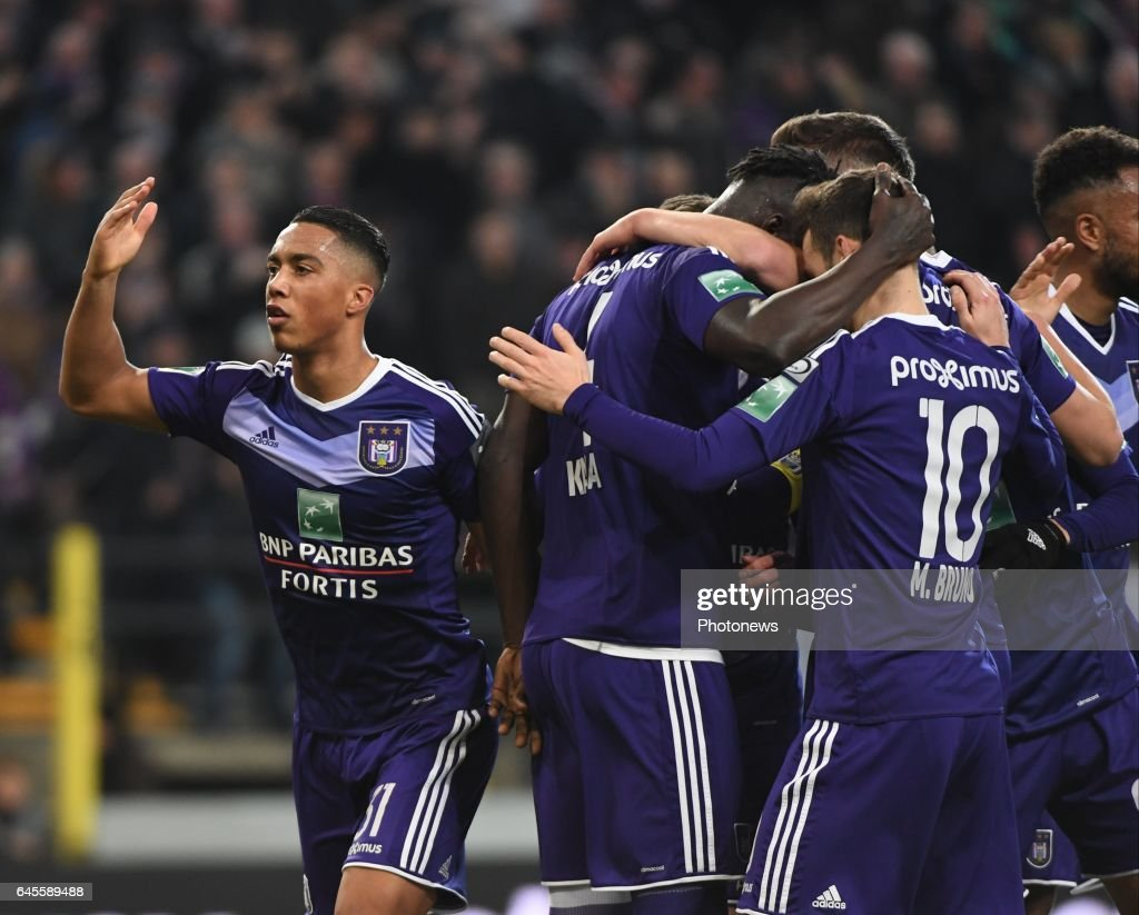 RSC Anderlecht v KRC Genk : Jupiler Pro League : News Photo