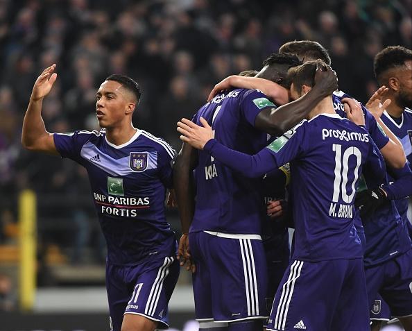RSC Anderlecht v KRC Genk : Jupiler Pro League : News Photo
