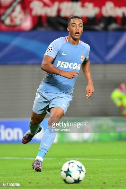 Youri Tielemans of Monaco during the Uefa Champions League match between RB Leipzig and AS Monaco at Red Bull Arena on September 13 2017 in Leipzig...