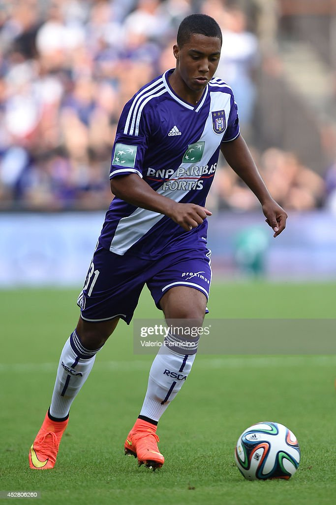 RSC Anderlecht v Royal Mouscron Peruwelz - Jupiler Pro League